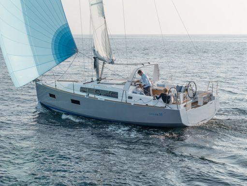 Sailboat Beneteau Oceanis 38 · 2014 (1)
