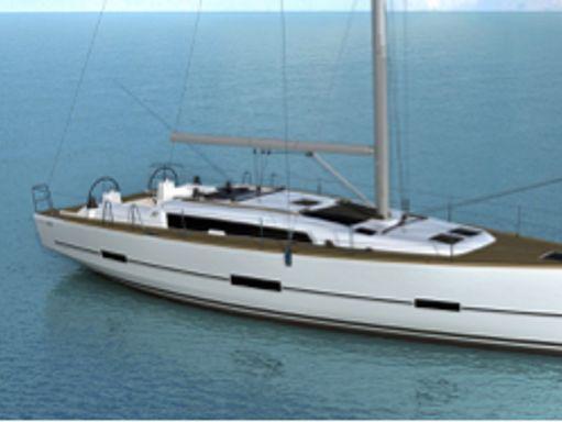 Sailboat Dufour 460 · 2016 (1)