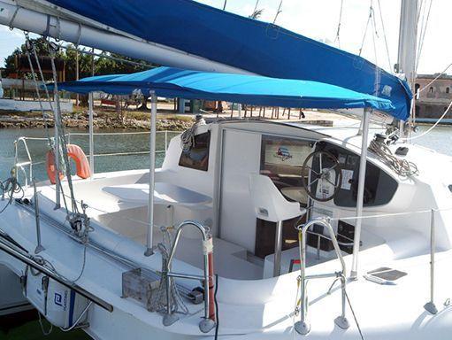 Catamarán Fountaine Pajot Athena 38 · 2003 (1)