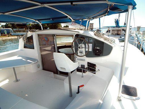 Catamarán Fountaine Pajot Athena 38 · 2003 (2)