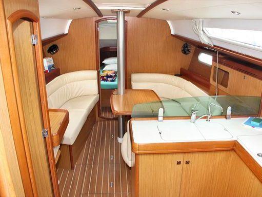 Barca a vela Jeanneau Sun Odyssey 36 i · 2008 (4)