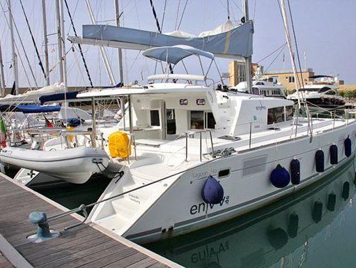 Catamaran Lagoon 440 · 2010 (1)