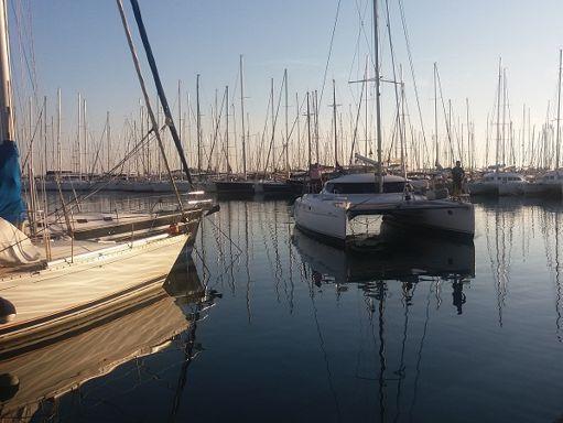 Catamarán Fountaine Pajot Bahia 46 - 2004 (reacondicionamiento 2018) (2)