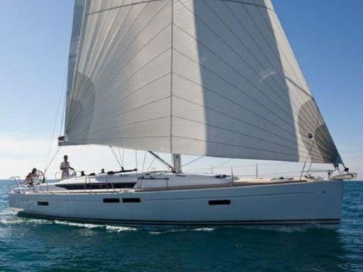 Sailboat Jeanneau Sun Odyssey 469 · 2012 (2)