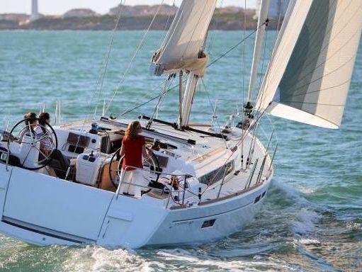 Sailboat Jeanneau Sun Odyssey 469 · 2012 (0)