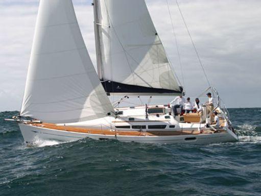 Sailboat Jeanneau Sun Odyssey 42 i · 2007 (1)