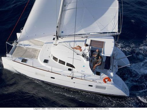 Catamarán Lagoon 380 · 2005 (1)