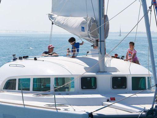 Catamarán Lagoon 380 · 2005 (2)