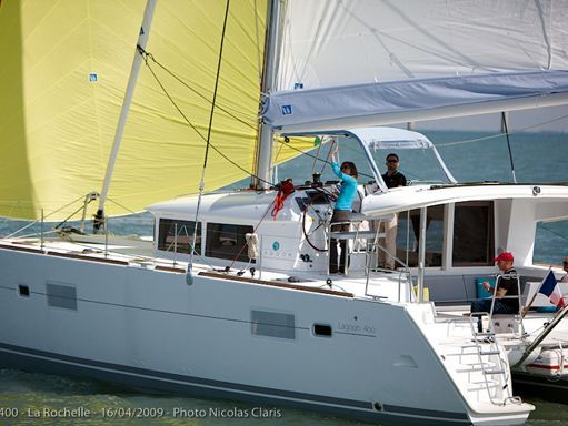 Catamarán Lagoon 400 - 2011 (reacondicionamiento 2017) (0)