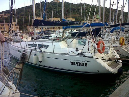 Sailboat Jeanneau Sun Odyssey 36 i · 2007 (0)