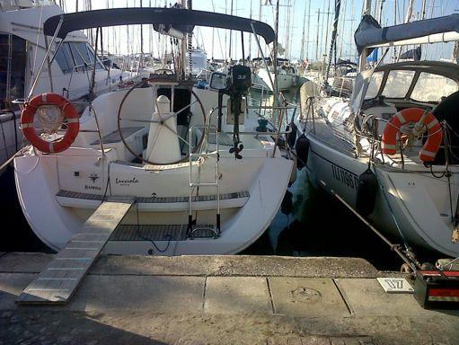 Sailboat Jeanneau Sun Odyssey 36 i · 2007 (1)