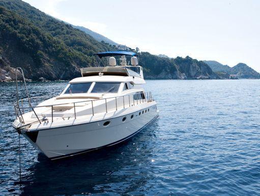 Motorboat Dalla Pieta 56 · 2004 (refit 2013) (1)