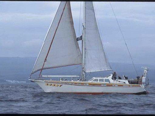 Segelboot Custom Build Sloop · 1995 (2)