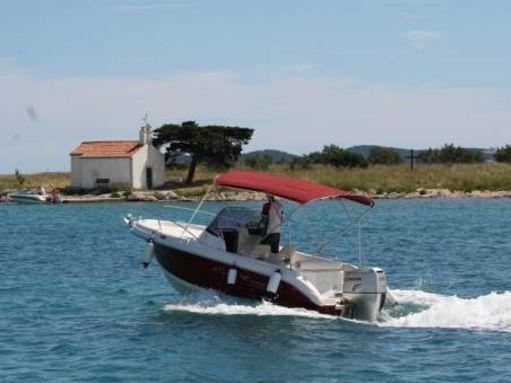 Lancha motora Atlantic Marine 570 · 2009 (2)