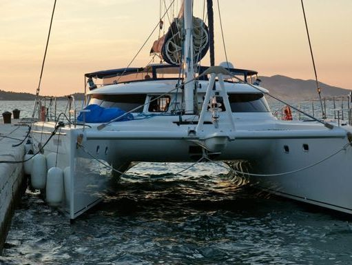 Catamarano Fountaine Pajot Eleuthera 60 · 2009 (0)