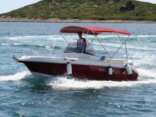 Motoscafo Atlantic Marine 550 · 2009 (1)