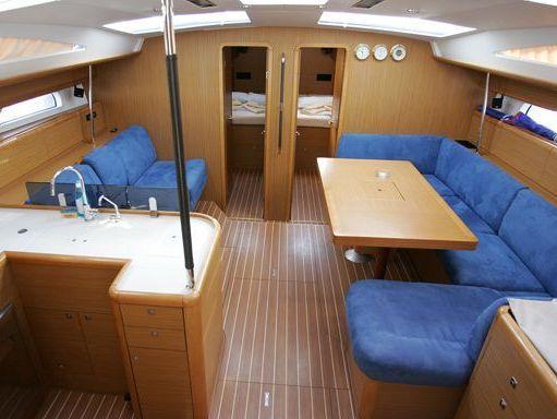Barca a vela Jeanneau 53 · 2010 (2)