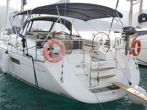 Barca a vela Jeanneau 53 · 2010 (0)