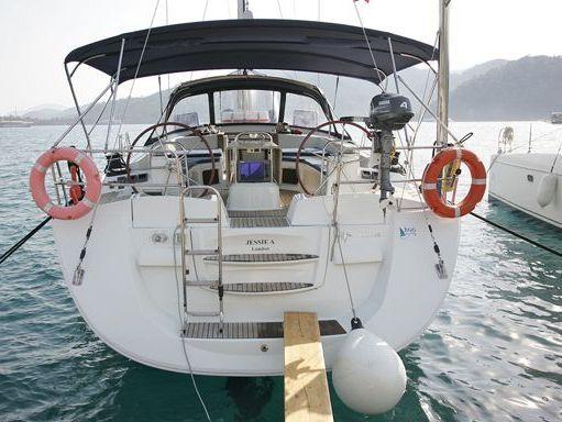 Barca a vela Jeanneau 53 · 2010 (1)