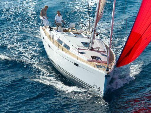 Sailboat Hanse 415 · 2017 (2)