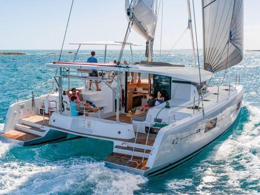 Catamaran Lagoon 42 · 2017 (2)