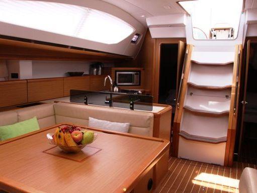 Segelboot Jeanneau Sun Odyssey 50 DS · 2009 (4)