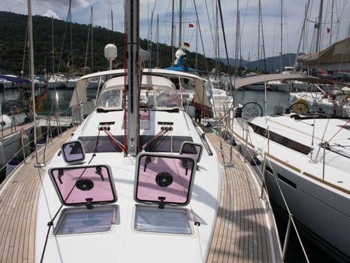 Segelboot Jeanneau Sun Odyssey 50 DS · 2009 (1)