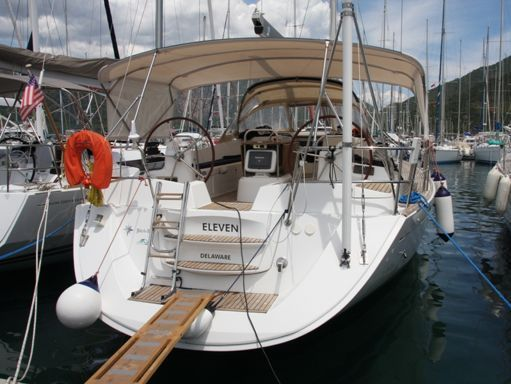 Segelboot Jeanneau Sun Odyssey 50 DS · 2009 (0)