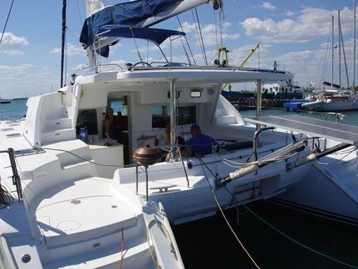 Catamarán Lagoon 440 · 2007 (1)