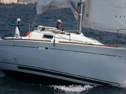 Segelboot Beneteau First 25 S · 2013 (0)