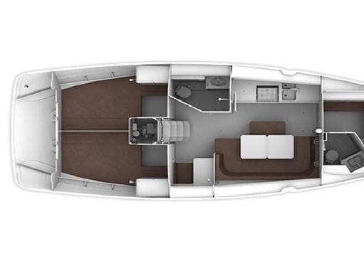 Sailboat Bavaria Cruiser 41 · 2015 (2)