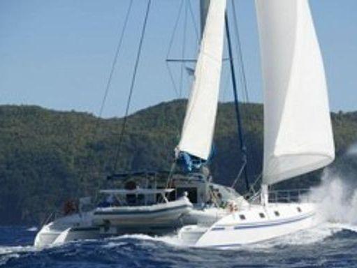 Catamarán Outremer OUTREMER 55 · 2008 (1)