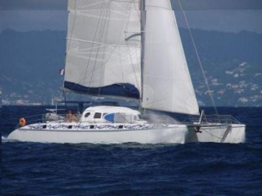 Catamarán Outremer OUTREMER 55 · 2008 (2)