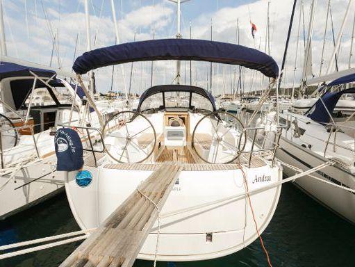 Segelboot Bavaria Cruiser 37 · 2014 (2)