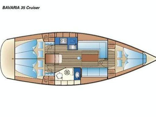Velero Bavaria Cruiser 35 (2010) (2)