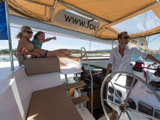 Catamaran Fountaine Pajot Helia 44 · 2013 (4)