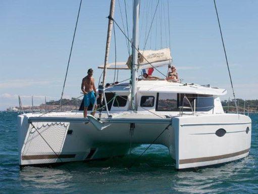 Catamaran Fountaine Pajot Helia 44 · 2013 (0)