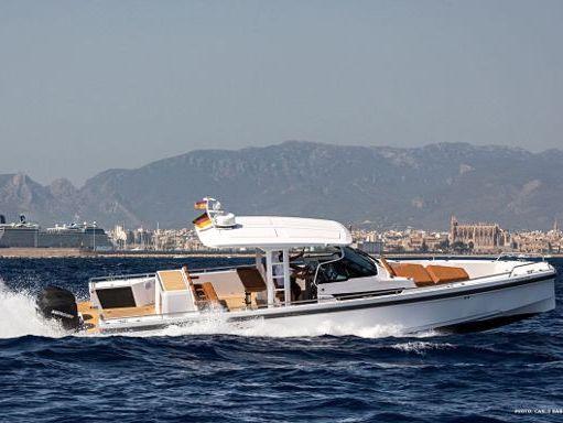Speedboat Axopar 37 TT · 2016 (1)