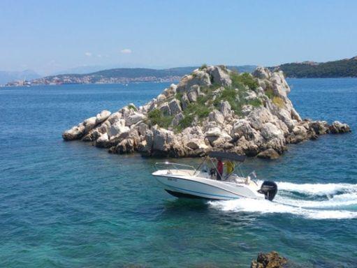 Imbarcazione a motore Quicksilver Activ 605 Open (2014) (0)