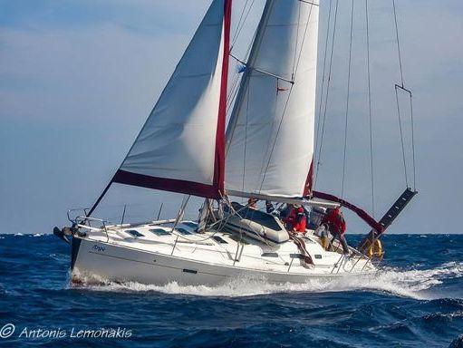 Velero Beneteau Oceanis 393 (2001) (0)