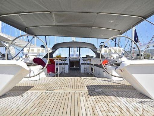 Sailboat Hanse 575 · 2014 (1)