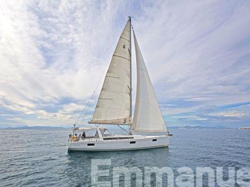 Barca a vela Beneteau Oceanis 48 · 2014 (4)
