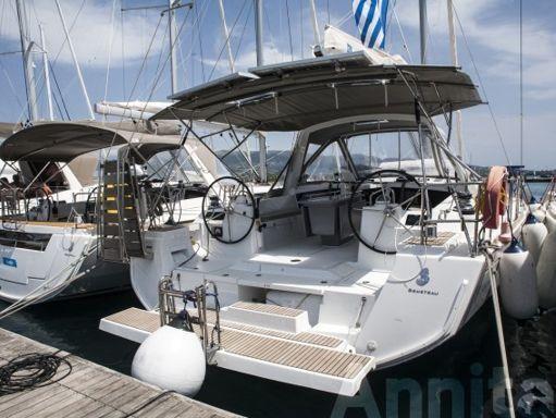 Segelboot Beneteau Oceanis 48 · 2015 (1)