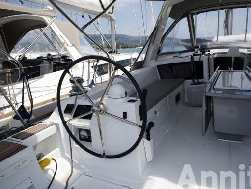 Segelboot Beneteau Oceanis 48 · 2015 (2)