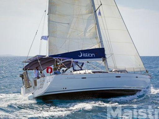 Velero Beneteau Oceanis 54 · 2009 (2)