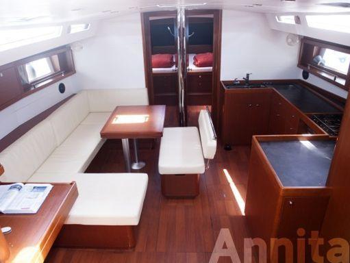 Segelboot Beneteau Oceanis 48 · 2015 (4)