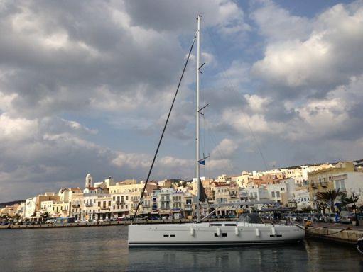 Sailboat Hanse 575 · 2014 (2)