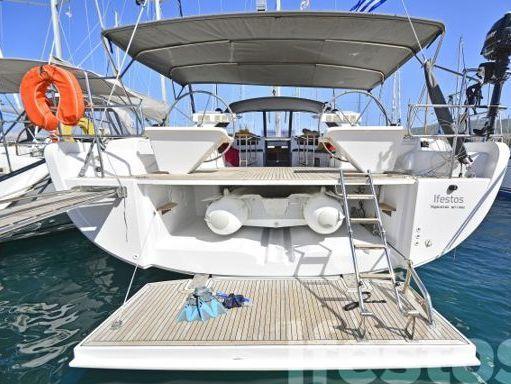 Sailboat Hanse 575 · 2014 (0)