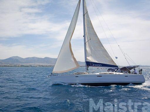 Velero Beneteau Oceanis 54 · 2009 (4)