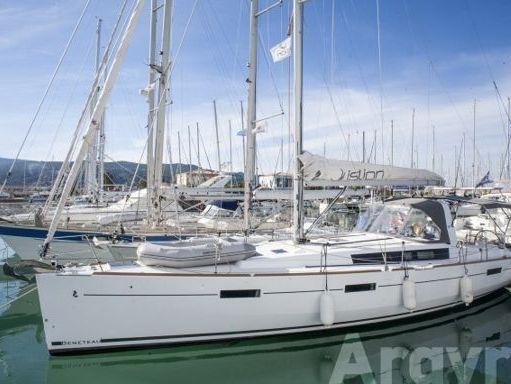 Sailboat Beneteau Oceanis 45 · 2016 (0)